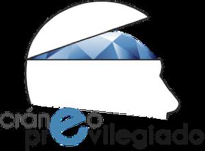 Logo Cráneo Previlegiado